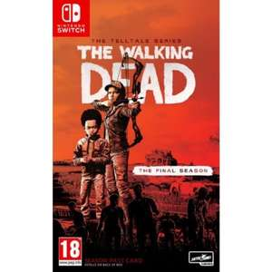The Walking Dead: The Final Season sur Nintendo Switch