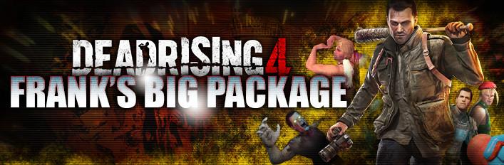 Jeu Dead Rising 4: Frank's Big Package sur PC - Dématérialisé - Steam)