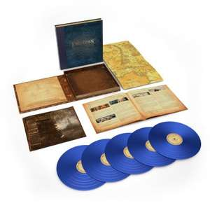 Coffret The Lord of The Rings : The Two Towers The Complete Recordings - Edition limitée