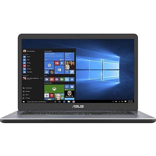 "PC Portable 17.3"" Asus Vivobook F705QA-BX166T - 1600 x 900, A10-9620P, RAM 8Go, SSD 512Go, Radeon R5, Windows 10"