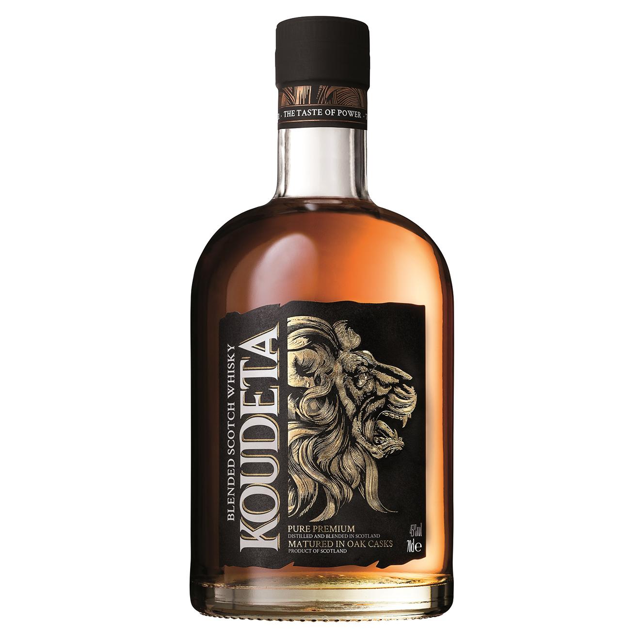 Sélection de spiritueux en promotion - Ex: Whisky Koudeta 45% 70 cl