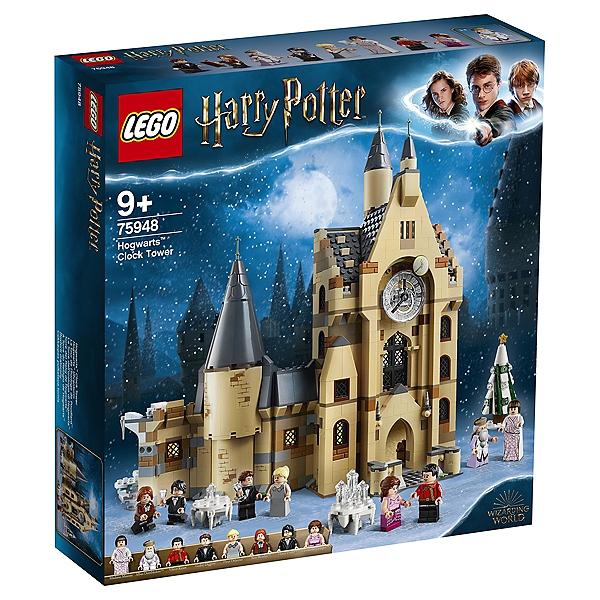 Jeu de construction Lego Harry Potter - La Tour De L'horloge De Poudlard (75948)