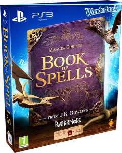 Book of Spells and Wonderbook (PlayStation Move)