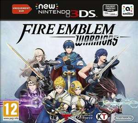 Fire Emblem Warriors sur New Nintendo 3DS / 2DS