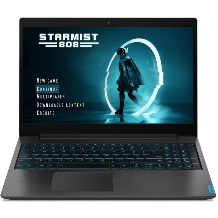 """PC Portable 15"""" Lenovo Ideapad L340-15IRH - Full HD, i5-9300H, 8 Go RAM, 512 Go SSD, GTX 1650, Sans OS"""