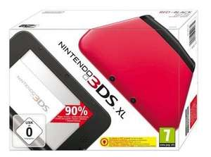 Console Nintendo 3DS XL - Rouge