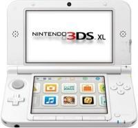 Console Nintendo 3DS XL - Blanche