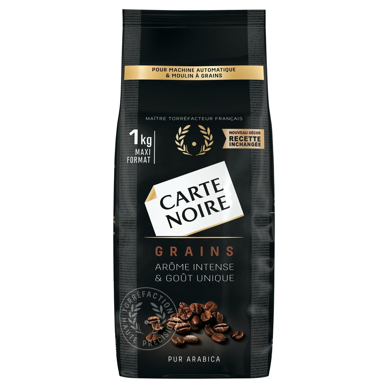 Café en Grains Carte Noire - 1Kg