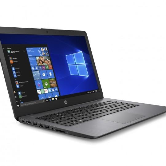 "PC Portable 14"" HP 14-ds0007nf - HD, A4-9120E, RAM 4Go, 64Go, Radeon R3, Win10 + Office 365"