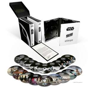 Coffret Blu-Ray Star Wars: La Saga Skywalker (VO)