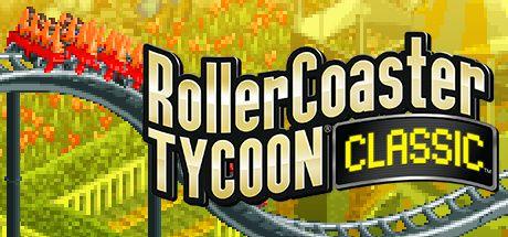 Jeu Roller coaster tycoon Classic sur PC (Dématérialisé, Frais inclus)