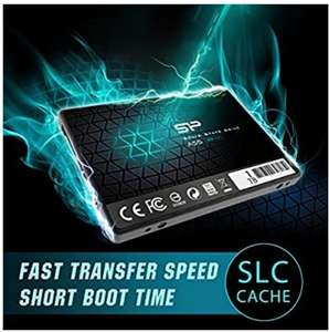 """SSD Interne 2.5"""" Silicon Power A55 - 1To (Vendeur Tiers)"""