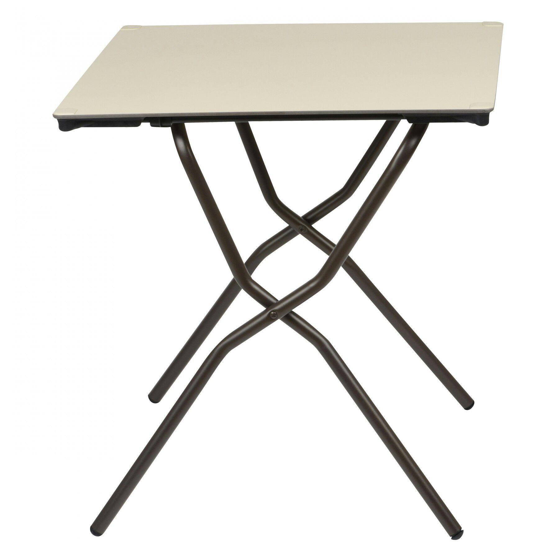 Table carrée Lafuma