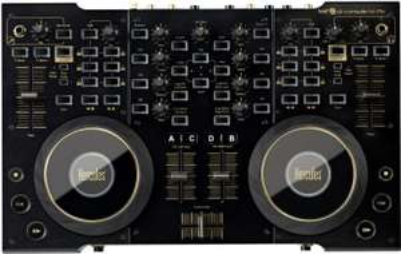 Console DJ Hercules  4-Mx - Noir