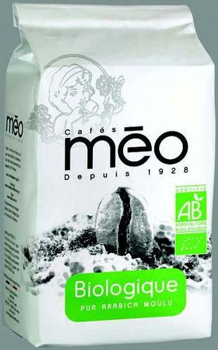 Café en grain bio Méo - 500g