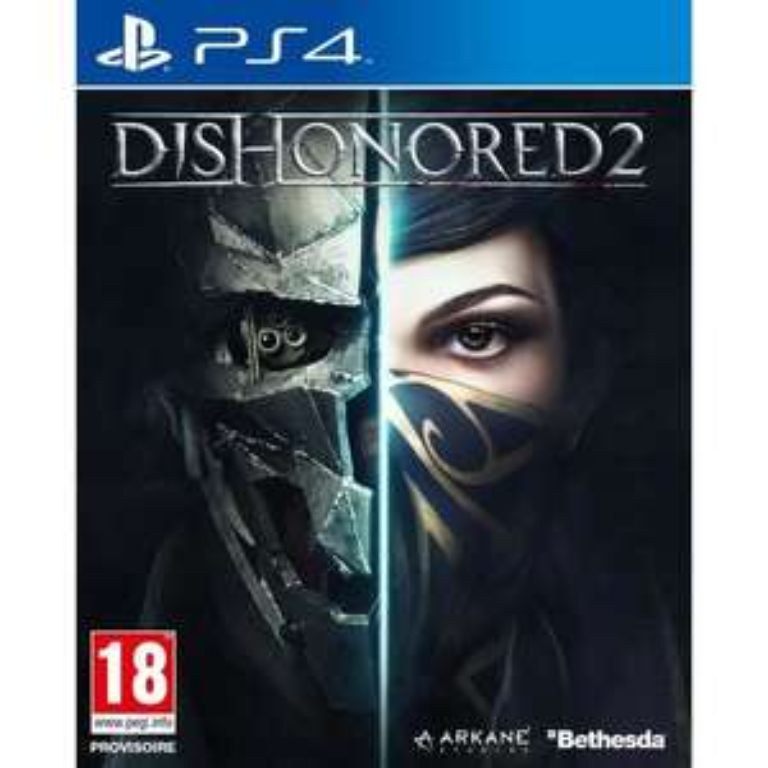 Sélection de jeux PS4 & Xbox One en promotion - Ex : Dishonored 2 (Vendeur tiers)