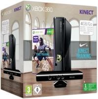 Sélection de packs Xbox 360 en promo - Ex : Xbox 360 4go Nike plus et Kinect