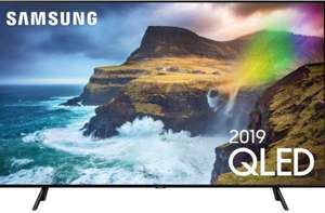 "TV QLED 65"" Samsung QE65Q70R - UHD 4K, Full LED, HDR 1000, 100Hz, Smart TV (via ODR de 290€)"