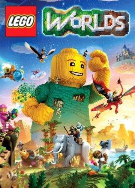 Lego Worlds sur PC (Dématérialisé - Steam)