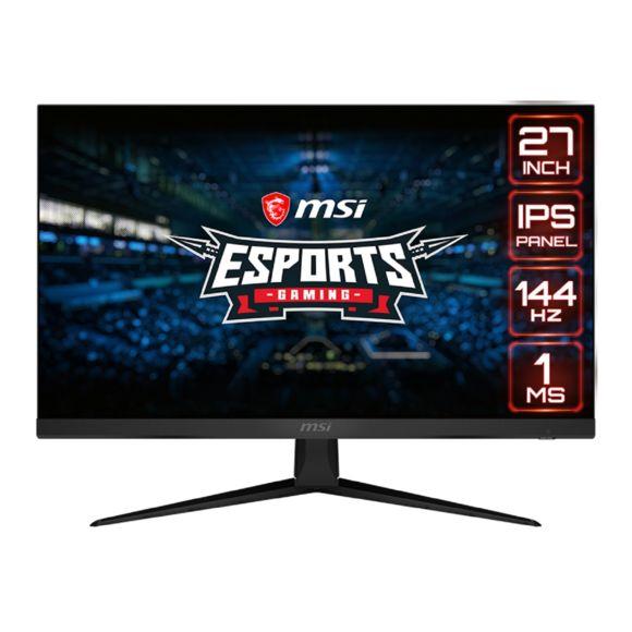 "Ecran PC 27"" MSI Optix G271 - FullHD, 144 Hz, 1ms"