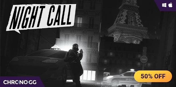 Jeu Night Call sur PC (Dématérialisé - Steam)