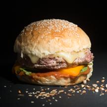 Un cheeseburger acheté = un offert - 113 Street Rennes (35)
