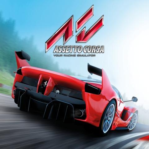 Assetto Corsa sur PS4 (Dématérialisé)