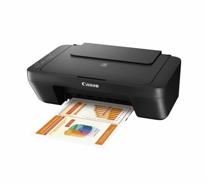 Imprimante multifonction Canon Pixma MG2555S - Noire