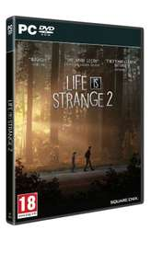 Life is Strange 2 sur PC