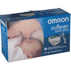 Nébuliseur à compresseur avec aspirateur nasal Omron Duobaby (shop-pharmacie.fr)