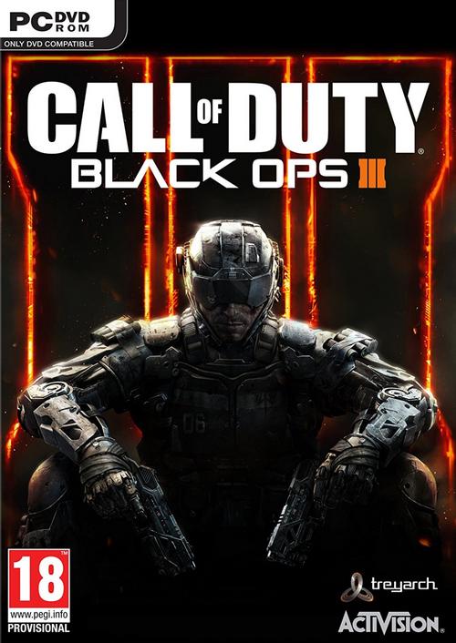 Jeu Call of Duty (COD): Black Ops III 3 sur PC (Dématérialisé - Steam)