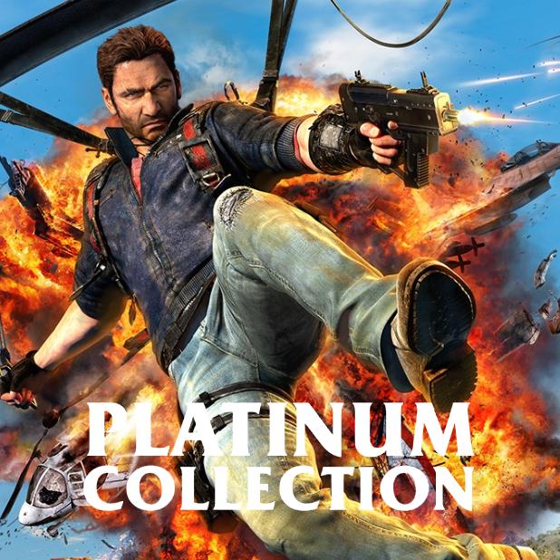 3 jeux parmi une sélection dont The Surge, Deus Ex Mankind Divided, Just Cause 3 XXL, Sudden Strike 4... (Dématérialisé - Steam)