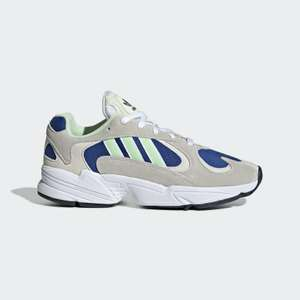 Chaussures adidas Yung 1 - Toutes tailles, blanc