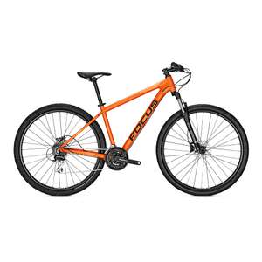 """Vélo VTT Focus Whistler 3.5 29"""" - Orange, Toutes tailles"""
