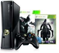 Pack Console Xbox 360 250 Go + Darksiders 2 + Batman Arkham City