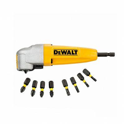 Renvoi d'angle droit Dewalt DT71517T-QZ + 8 embouts
