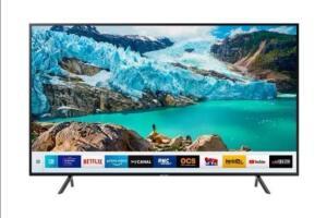 "TV LED 75"" Samsung UE75RU7175U - UHD 4K, HDR, Smart TV (Via Retrait Drive & ODR 100€)"