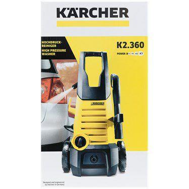 Nettoyeur haute pression Kärcher K2 - 1 400W, 110 bars