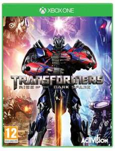 Transformers : Rise of the dark spark sur Xbox One