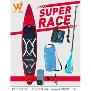 Pack Rêve Sup Paddle Gonflable Wattsup Sword 12'6 (sup-factory.fr)