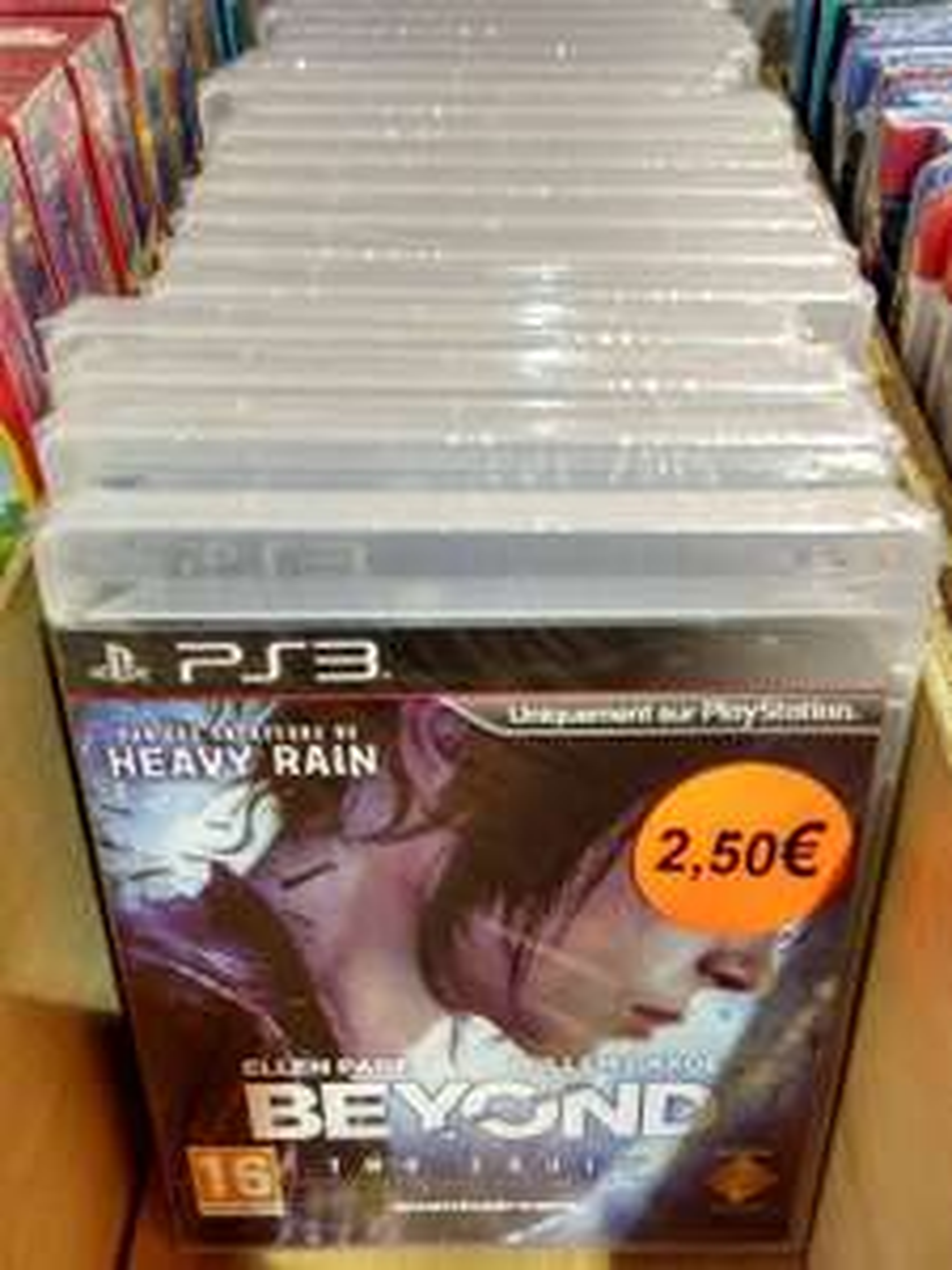 Beyond Two Souls sur PS3