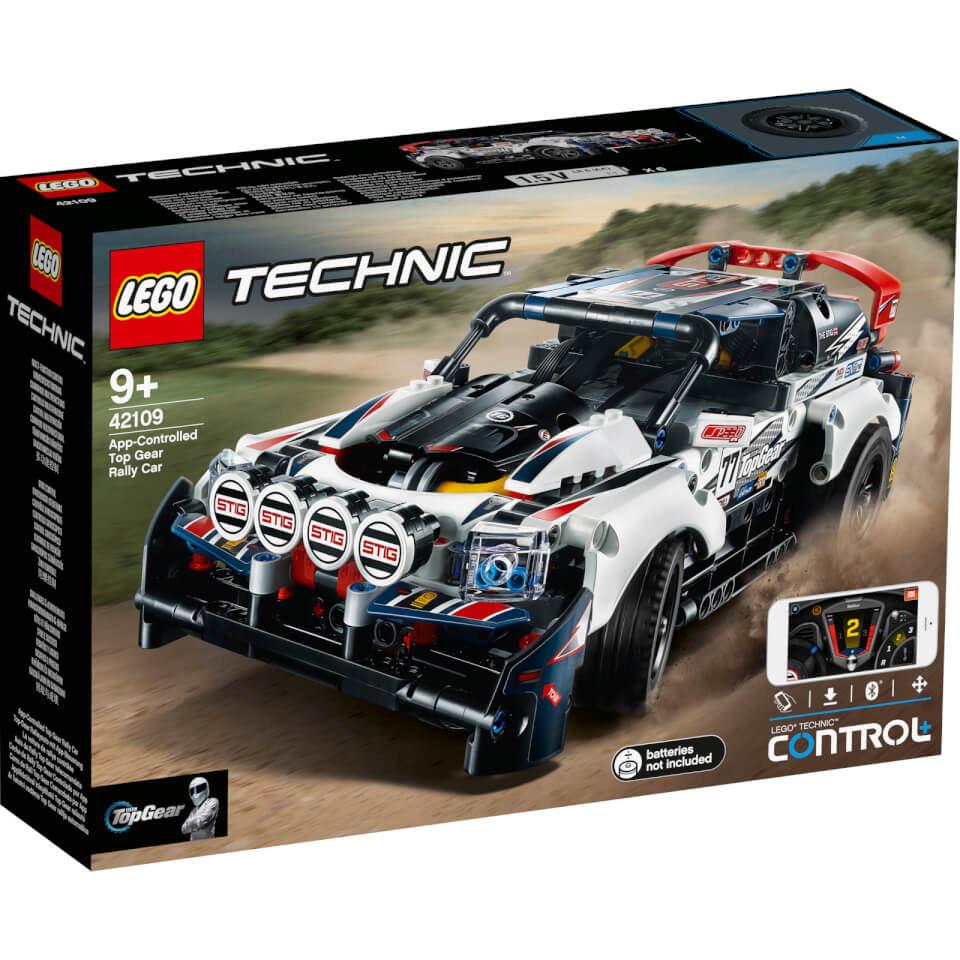 LEGO® Technic™: La voiture de rallye