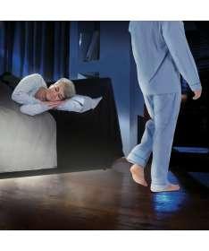 Ruban LED for bed avec détecteur de mouvement 1,25 m (metronicstore.com)