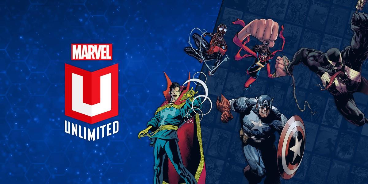 Sélection de Comics Marvel en lecture gratuite jusqu'au 2 juin (Dématérialisés - VO)