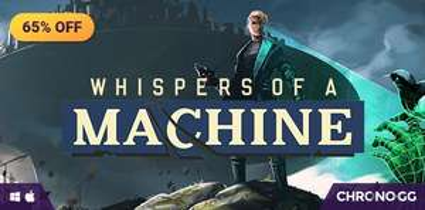 Jeu Whispers of a Machine sur PC (Dématérialisé - Steam)