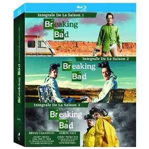 Breaking Bad - Saison 1 à 3 Blu-ray
