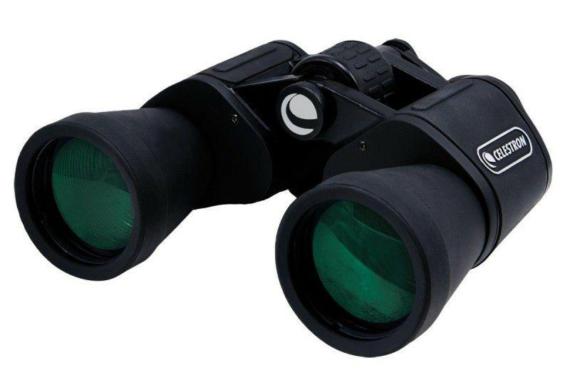 Jumelle de vue Celestron 10x50 Upclose G2 Porro Verrekijker - Noir