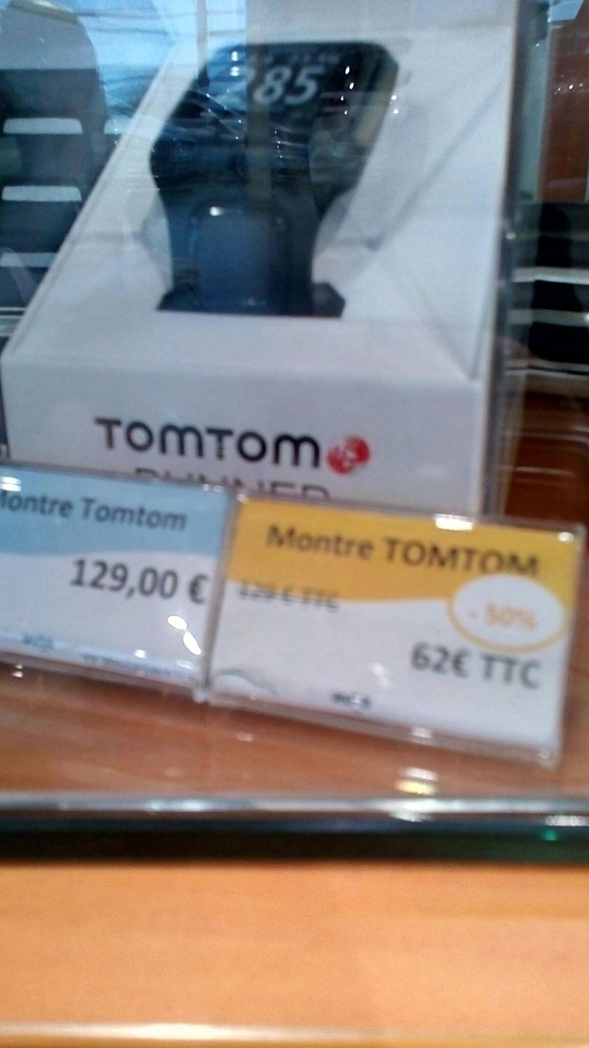 Montre GPS Tom-Tom Runner