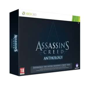 Assassin's Creed Anthology [Import Anglais] sur XBOX 360