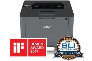 Imprimante laser Brother HL-L5200DW + Toner supplémentaire (Via ODR 60€ - inmac-wstore.com)